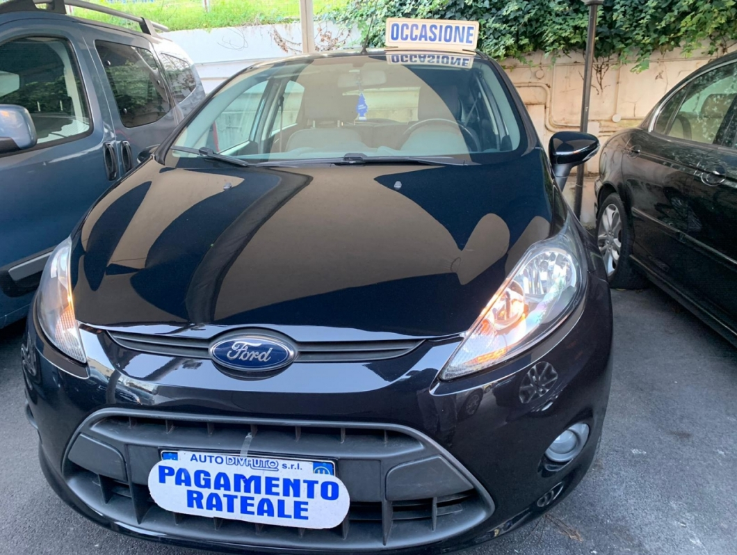 FORD FIESTA 1.4 DCi 2011